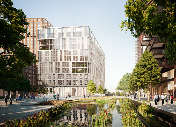 Launch of One Embassy Gardens – a new commercial heart for Nine Elms