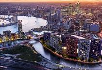 London City Island
