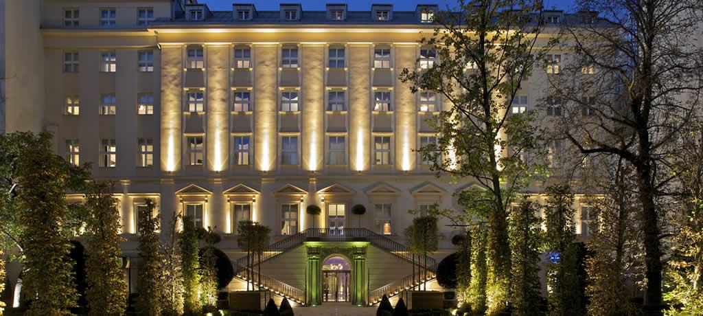 凱賓斯基酒店與公寓