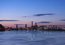 New Providence Wharf